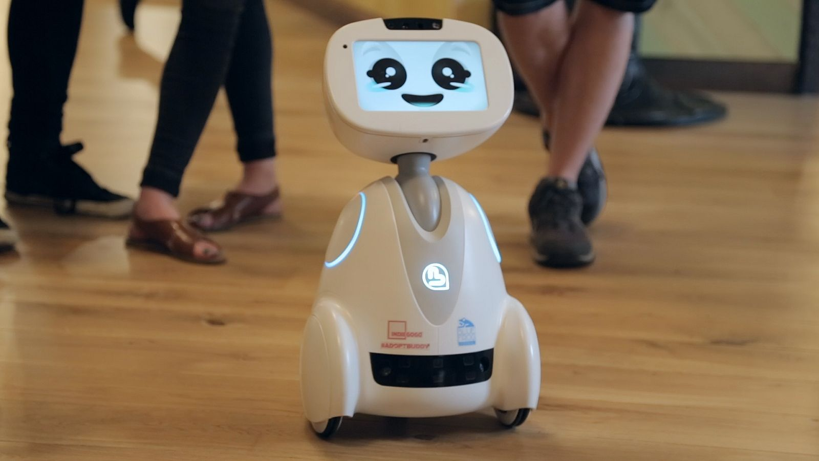 robots domésticos