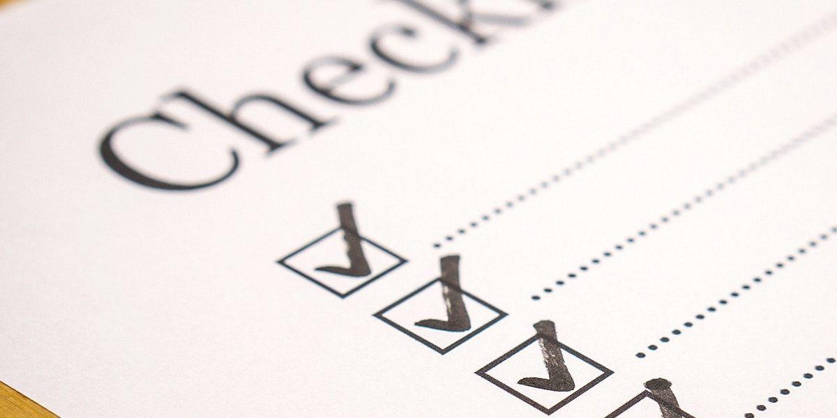 comprar una casa checklist
